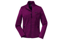 Jack Wolfskin Freedom Jacket Women purple dawn